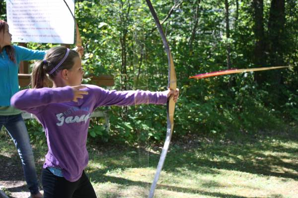 ROBIN HOOD - Summer Camp Wide Game