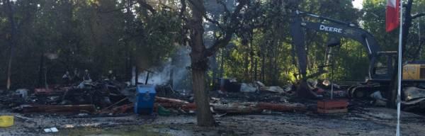 Chapel Fire Update